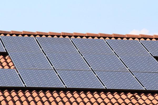 Elektriker Århus - solceller tagflade