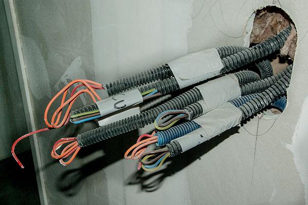 Elektriker Århus - strømkabler
