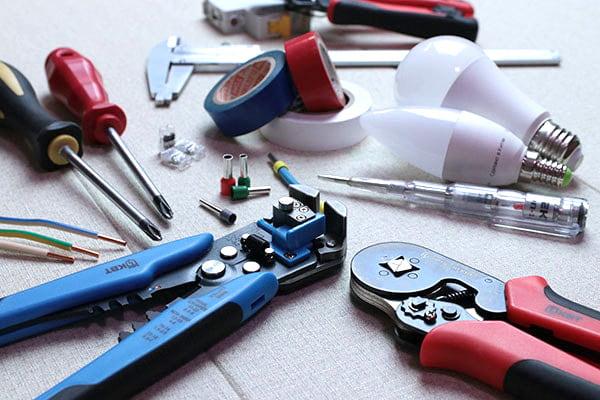 Elektriker Århus - elektriker værktøj